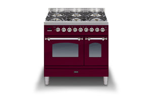 Milano 90 Twin DF Burgundy