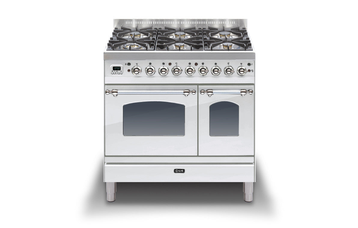 Milano 90 Twin DF Stainless Steel