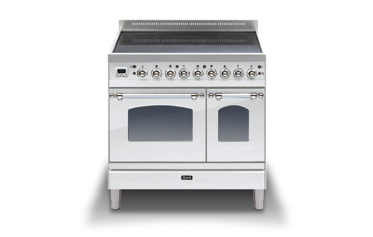 Milano 90 Twin E Stainless Steel