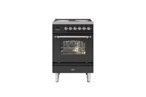 NEW: 60cm Milano Induction Single Oven Electric Range Cooker