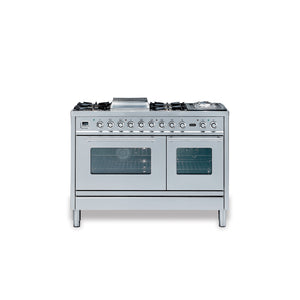 Roma 120cm 70/40 Twin Dual Fuel Range Cooker (While stock lasts)
