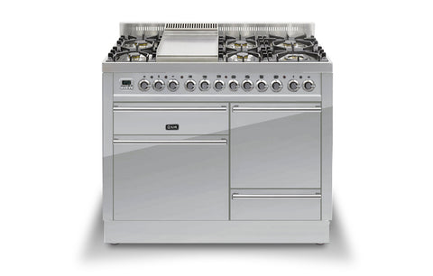Roma SD 110 XG DF Stainless-Steel