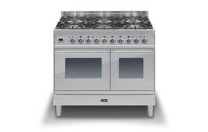 Roma 100 Twin DF Stainless Steel