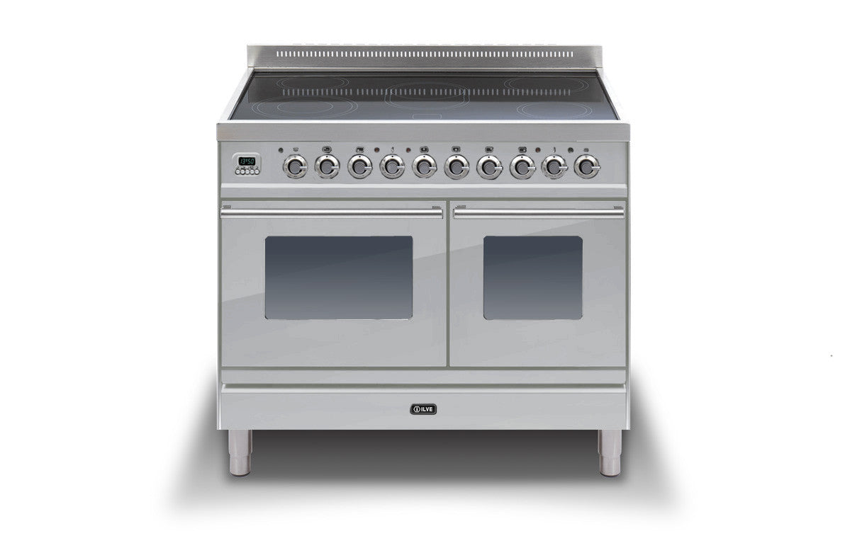 Roma 100 Twin E Stainless Steel