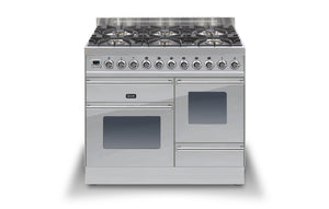 Roma 100 XG DF Stainless Steel