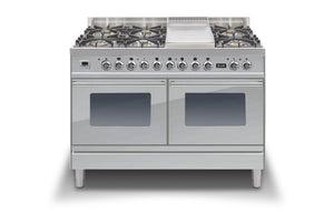 Roma 120 Twin DF Stainless Steel