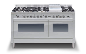 Roma 150 Twin DF Stainless Steel