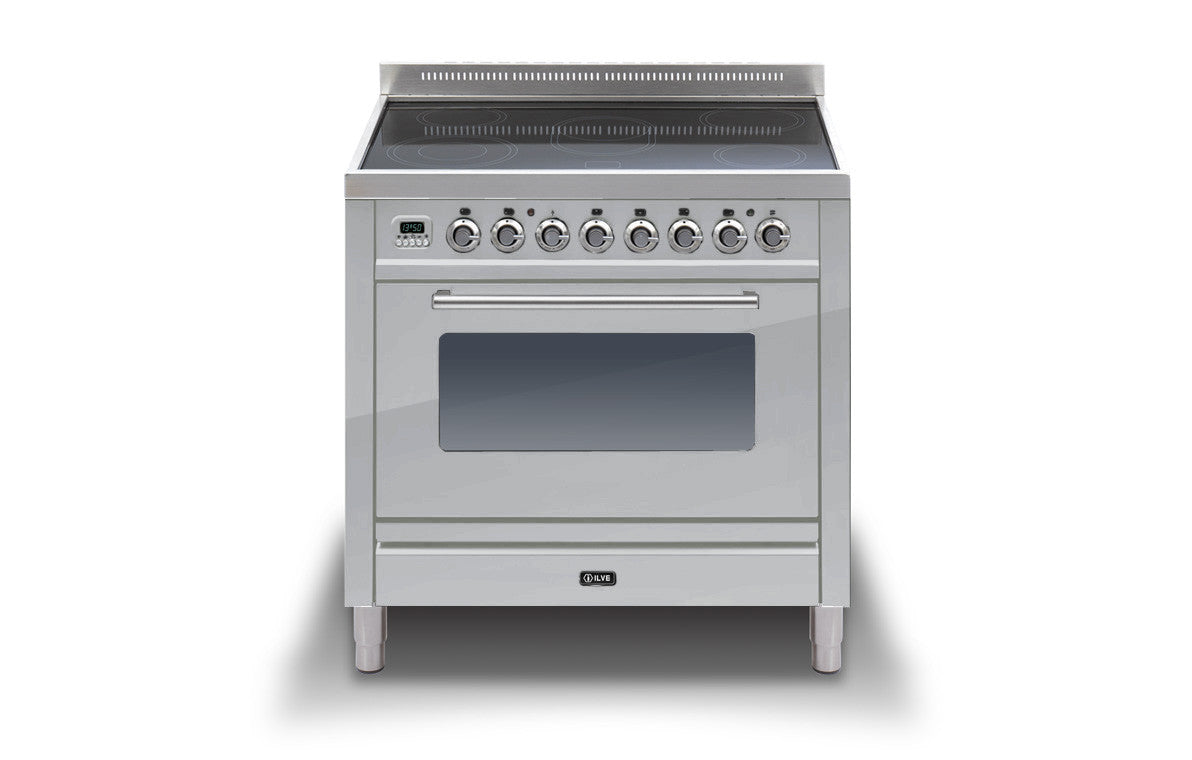 Roma 90 Single E Stainless Steel