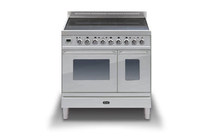 Roma 90 Twin E Stainless Steel