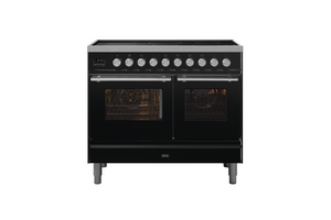NEW: 100cm Roma Induction Double Oven Electric Range Cooker