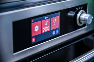 ILVE UK Ultra Combi Oven Close Up