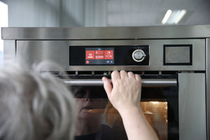 ILVE UK Ultra Combi Oven Lifestyle