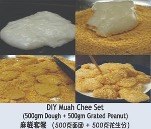 DIY Muah Chee Set 麻糍