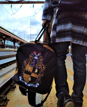Alpha Duffel Bag /Backpack