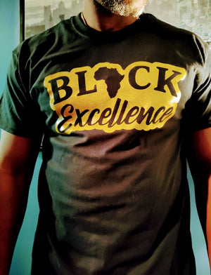 Black EXCELLENCE Tee