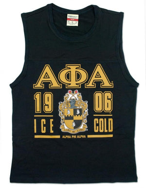 Alpha Sleeveless Tee