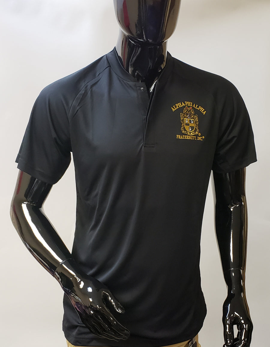 Alpha Blade Collar Polo