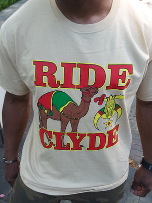 RIDE CLYDE Tees