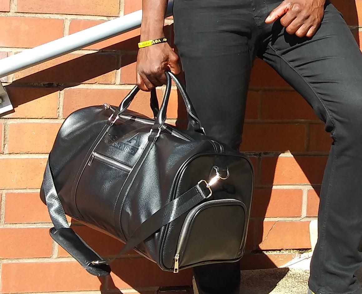 2019 Alpha Convention Duffle Bag with Shoe Compartment