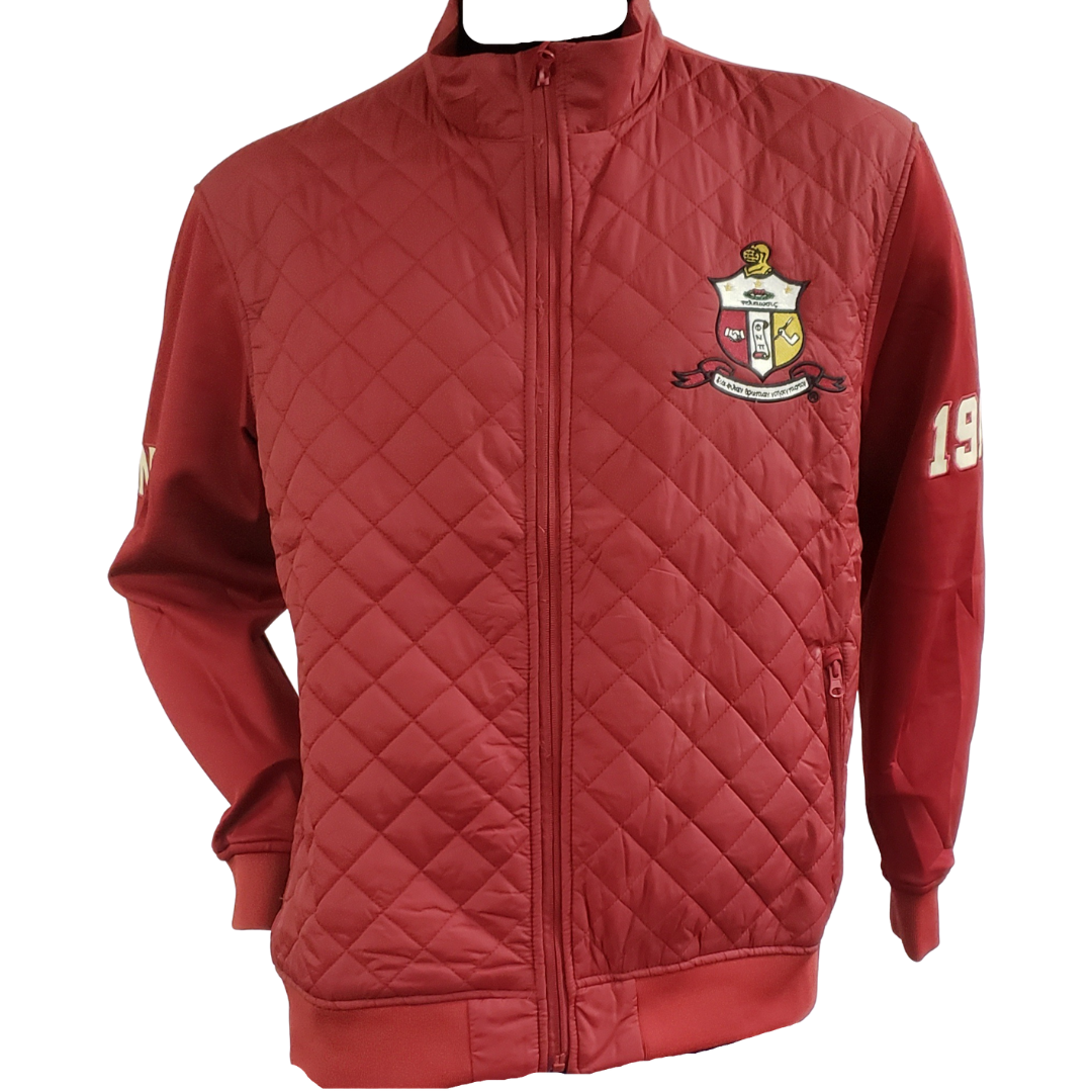 New Kappa Quilted Jacket