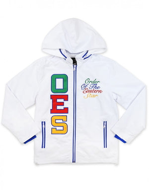 New OES Windbreaker