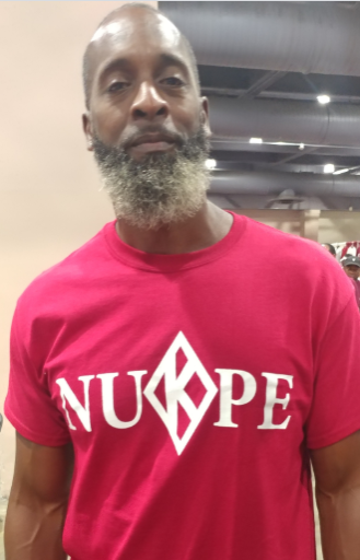 NUPE Diamond Tee
