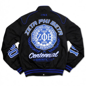Zeta Centennial Racing Jacket