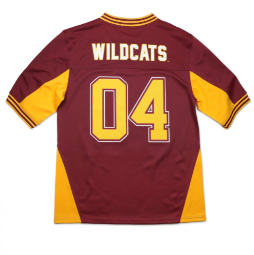 Bethune Cookman Football Jersey