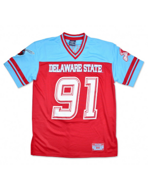 Del State Football Jersey