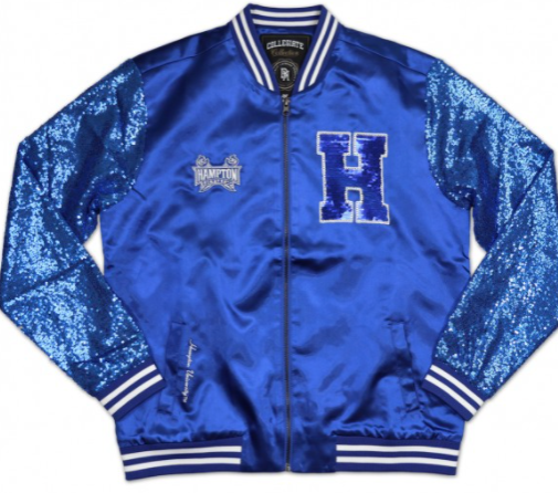 Hampton Sequin Jacket