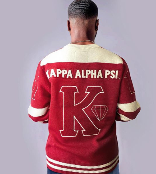 Kappa Vintage V Neck Sweater