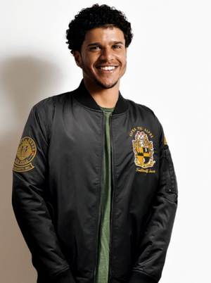 Alpha Bomber Jacket