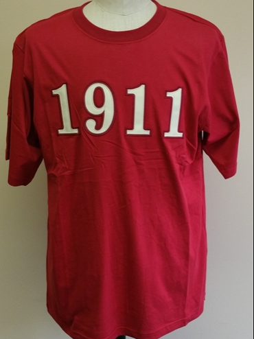 1911 Stiched Year Tee