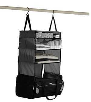 Portable Hanging Luggage Travel Bag
