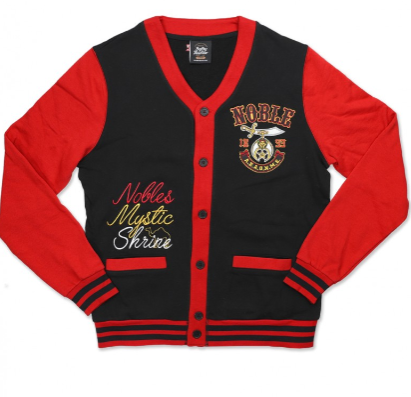 Shriner NOBLE Cardigan