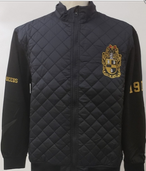 NEW Alpha Quilted Jacket