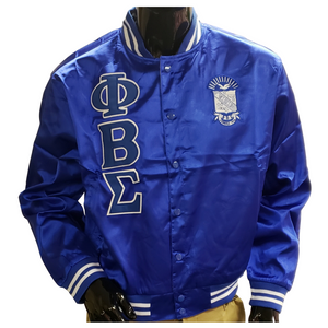 Sigma Satin Jacket