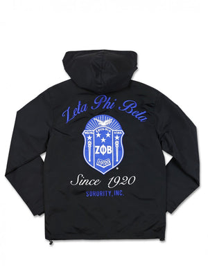 New Zeta Windbreaker