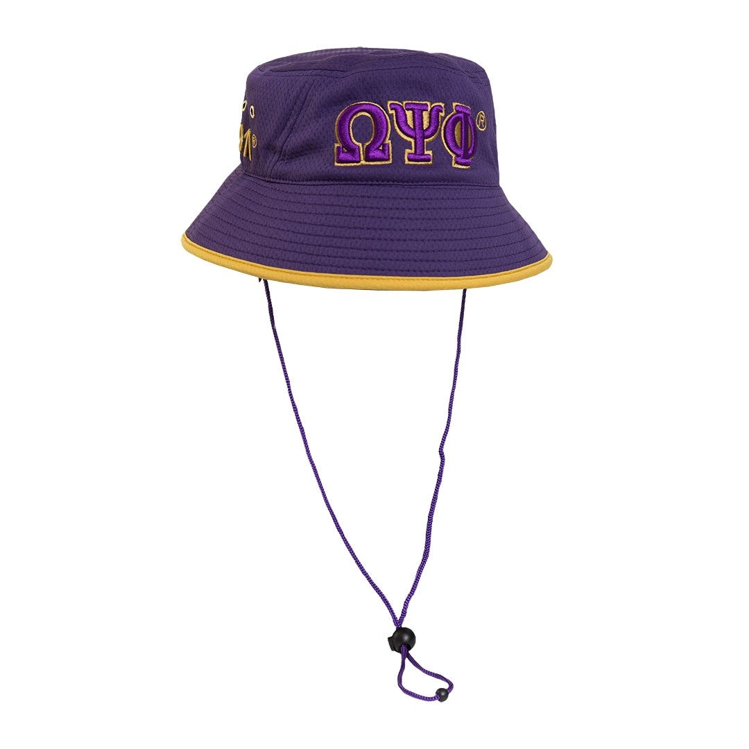 New Novelty Omega Bucket Hat