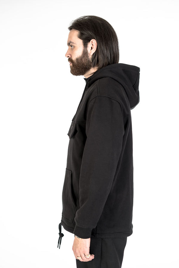 SCHVARZ Paris Sweat Pull Over Hoodie