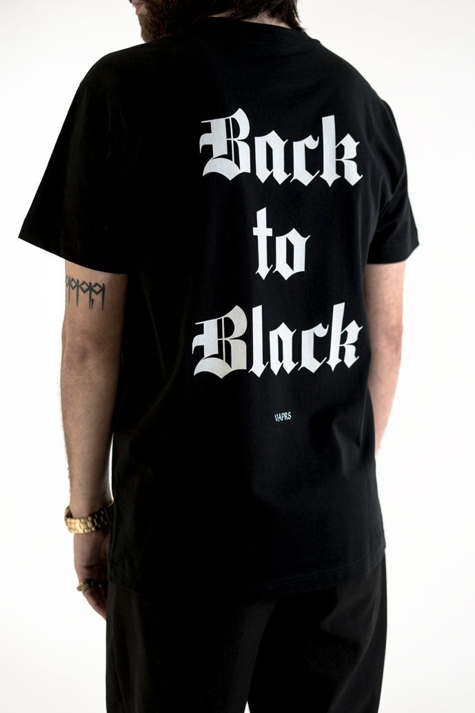 Schvarz Paris ''Back to Black'' Shirt