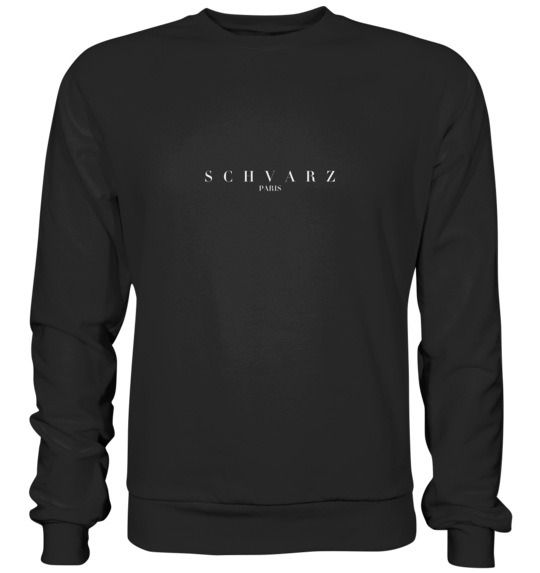 Schvarz Paris ''Abstracted'' Premium Sweatshirt
