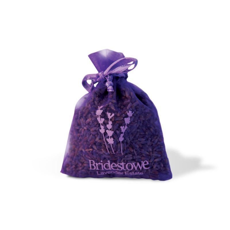 Tasmanian Lavender Flower in Small Organza Bag
