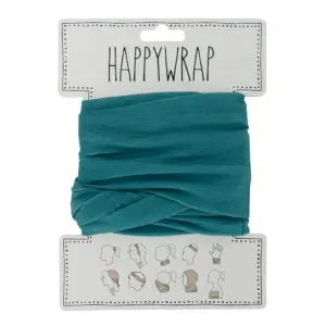 Happywrap for Hair, Head, Wrist or Neck Wrap or Face Mask - Ivy Green
