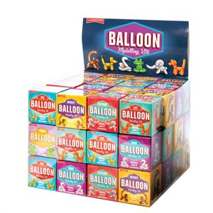 Assorted Balloon Modelling Kits for Ages 8+