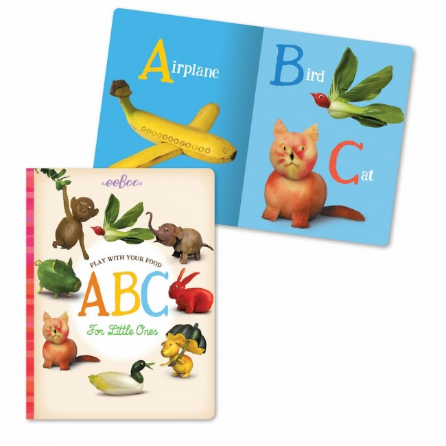Book - play with your food ABC