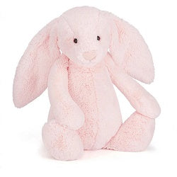 Jellycat Bashful Pink Medium Bunny