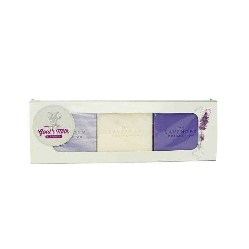 Bridestowe Goats Milk Soap Triple Pack