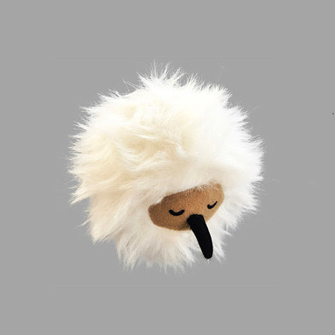Coconut Puffball the Albino Echidna from the Little Aussie Snugglebuds collection