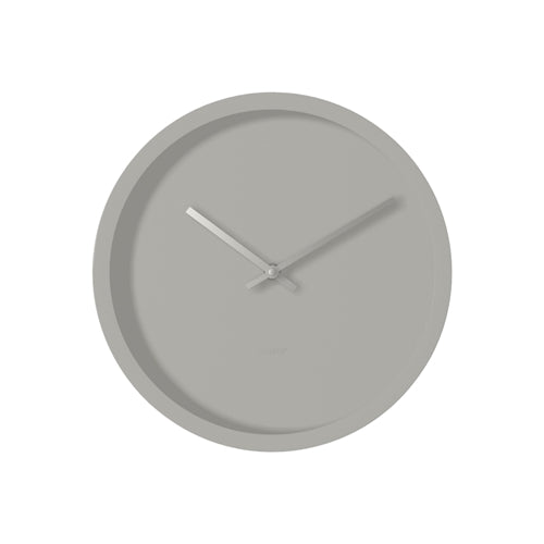 Degree Minimal Fog Wall Clock 30cm